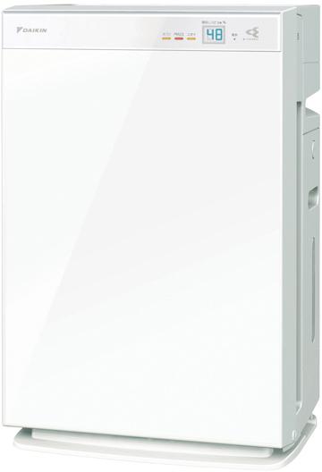 加湿ストリーマ空気清浄機 ACK70U-W(ホワイト)