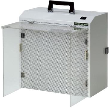 ポータブルクリーンベンチクリーンデミ NC-400R