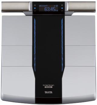 【タニタ】体組成計 インナースキャンデュアル  RD-800(ブラック)