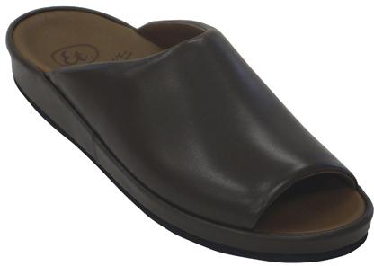 ドクターサンダル(牛革) ET6301(ブラウン) L(26.0cm)