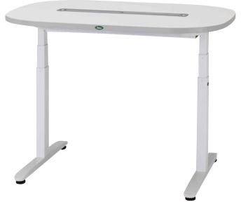 【サカセ化学工業】ナーシングテーブル(天板電動昇降式) NT-101S(1200X900)