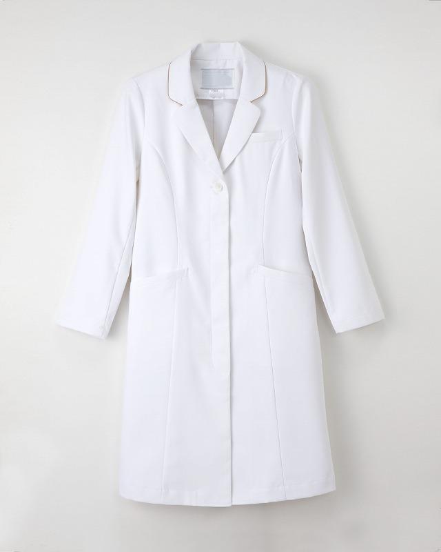 ナガイレーベン 女子ドクターコート EH-3710 サイズ:L