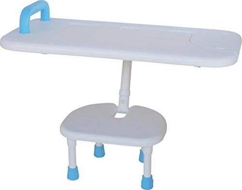 はね上げ式バスボード入浴椅子付