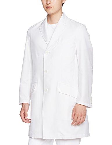 (ミズノ) MIZUNO 男性用チェスターコート【制菌】MZ0133 MZ0133 C-1 ホワイト M