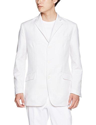 (ミズノ) MIZUNO 男性用ジャケット【制菌】MZ0131 MZ0131 C-1 ホワイト L