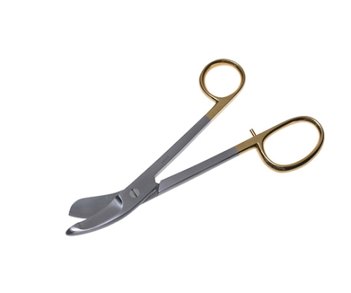 T/Cブランス剪刀(ギブス剪刀) B028-024X(24CM)