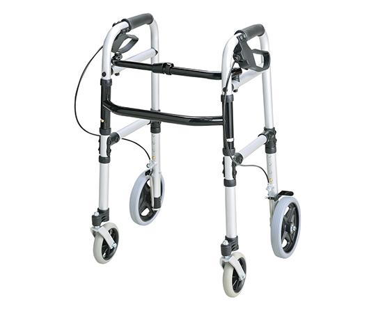 歩行器 安心ウォーカー ホームタイプ T-5800 シルバー