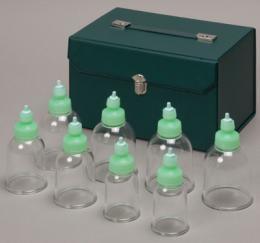 【送料無料】【感謝価格】IKO(医工) PR8セット(カップのセット) 吸い玉/カッピング