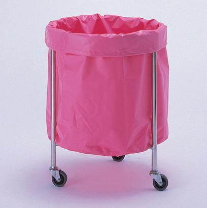 【無料健康相談 対象製品】丸型ランドリーバック(袋付)SK-248 L-B   【smtb-s】 【fsp2124-6m】【02P06Aug16】