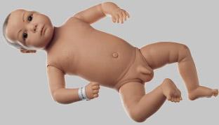 【送料無料】【無料健康相談 対象製品】ソムソ社 赤ちゃん模型(男児) ms53