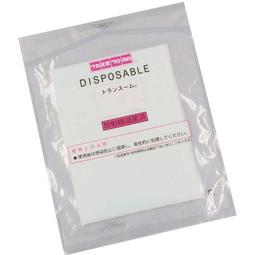 【送料無料】タケトラ(竹虎) 滅菌トランスーム No.41 23×28cm 個包装 100袋入り