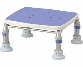 【あす楽】【送料無料】ステンレス製浴槽台Rジャスト17.5-25 ブルー【02P06Aug16】