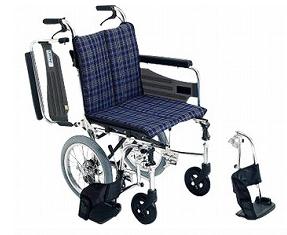 【送料無料】スレンダー車いすスキット2 SKT-2 #A-6【非課税】