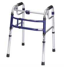 【あす楽】【送料無料】固定式伸縮歩行器スライドフィットハイ H-0188 【非課税】