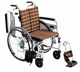 【送料無料】スレンダー車椅子SKT-4 #32 座幅38 【非課税】【02P06Aug16】