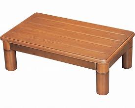 【あす楽】【送料無料】木製玄関ステップ 1段(幅60cm)