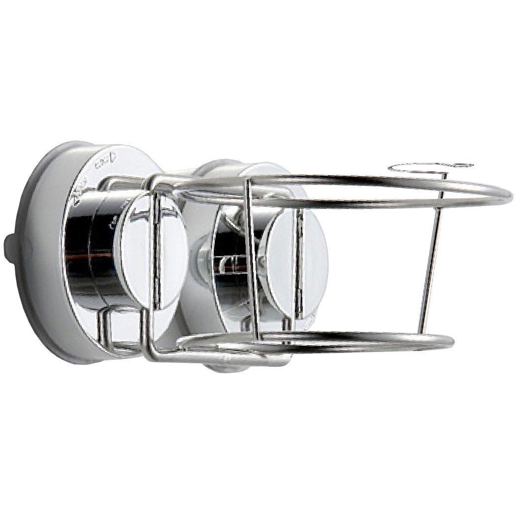 強力吸盤 ドライヤーホルダー ヘアドライヤースタンド ヘアドライヤー用 ヘアドライヤースタンドホルダー マーケティング 販売 真空吸着補助板付き