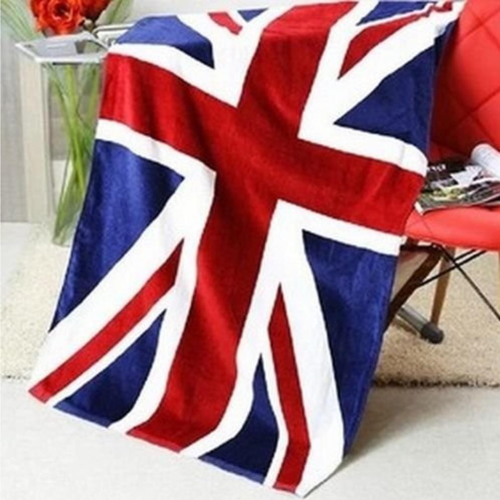 楽天市場 バスタオル 国旗 ユニオンジャック デザイン イギリス 英国