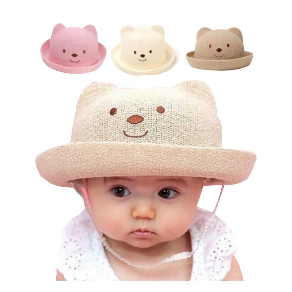 麦わら 帽子 赤ちゃん