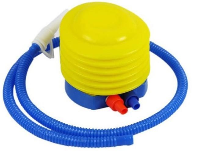 浮き輪を膨らませるのに 注入排出両用 浮き輪 ポンプ 空気注入 35%OFF 水遊びの浮輪に 排出 爆安 足踏みエアーポンプ