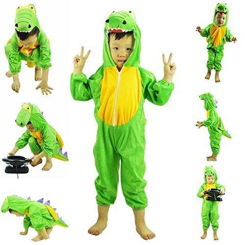 子供 キッズ コスプレ衣装 子供用 恐竜コスチューム ハロウィン 着ぐるみ コスプレ パジャマ
