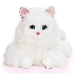 送料分までポイントゲット ポイント10倍 送料無料限定セール中 しっぽふりふり あまえんぼうねこちゃん 猫型ペットロボット たくさんふれあうことで成長する ねこちゃん 猫型 キュート ネコ ねこ 猫 気質アップ 動く 鳴き声
