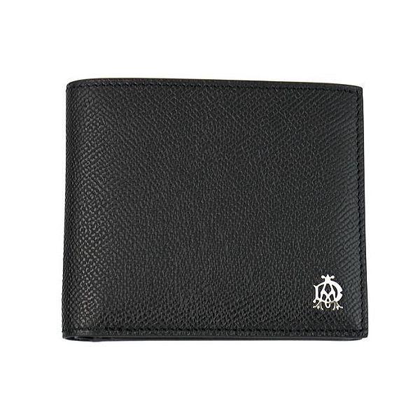 ダンヒル DUNHLL メンズ財布 ボードン BOURDON 小銭入れ付2つ折れ財布 ブラック L2X232A ギフト プレゼント 父の日 誕生日
