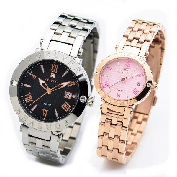 ペア時計 pair wacth 腕時計 フォーエバー Forever 1203シリーズ ギフト プレゼント 532P26Feb16