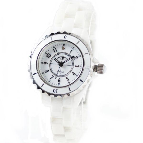 ピエール タラモン pierre talamon レディス腕時計 オールセラミック PT1600L-WH ホワイト