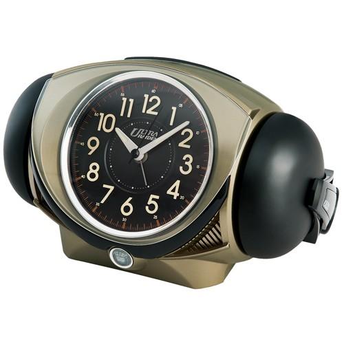 大音量ベル音 ウルトラライデン SEIKO CLOCK 目覚し時計 R441N ギフト 贈答品