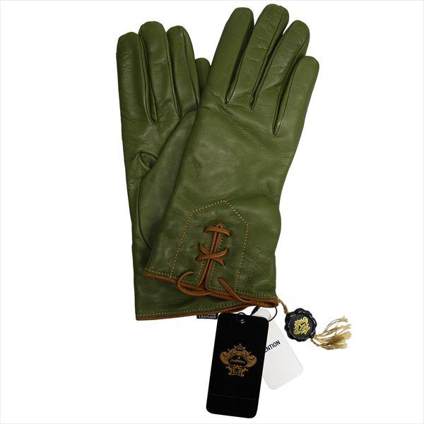 オロビアンコ 手袋 手ぶくろ グローブ NAPPA 洋革 レディス イタリー製 ORL-1456 カーキ ギフト プレゼント