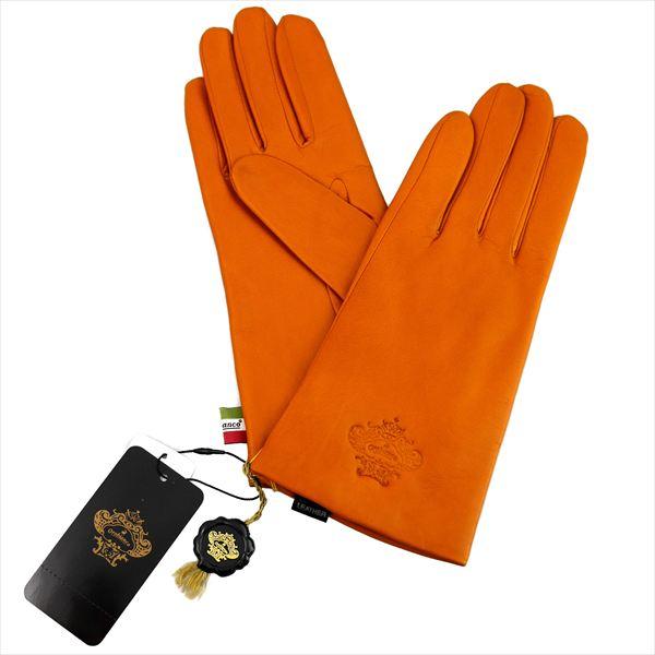 オロビアンコ 手袋 手ぶくろ グローブ NAPPA 洋革 レディス イタリー製 ORL-1582 キャメル ギフト プレゼント