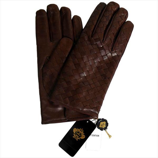 オロビアンコ 手袋 手ぶくろ グローブ ブラウン 洋革 メンズ イタリー製 ORM-1407 ギフト プレゼント