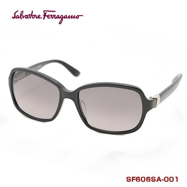 サルバトーレフェラガモ サングラス salvatore ferragamo SF606SA-001 正規代理店品