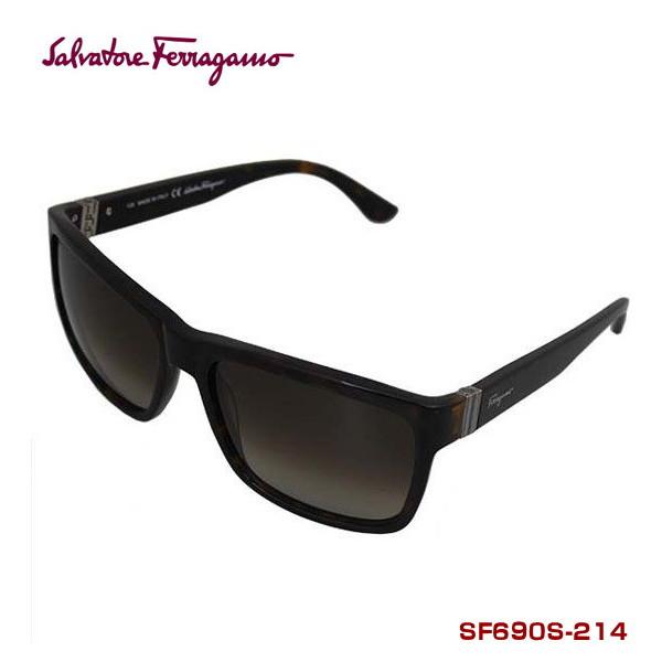 サルバトーレフェラガモ サングラス salvatore ferragamo SF90S-214 HAVANA 正規代理店品