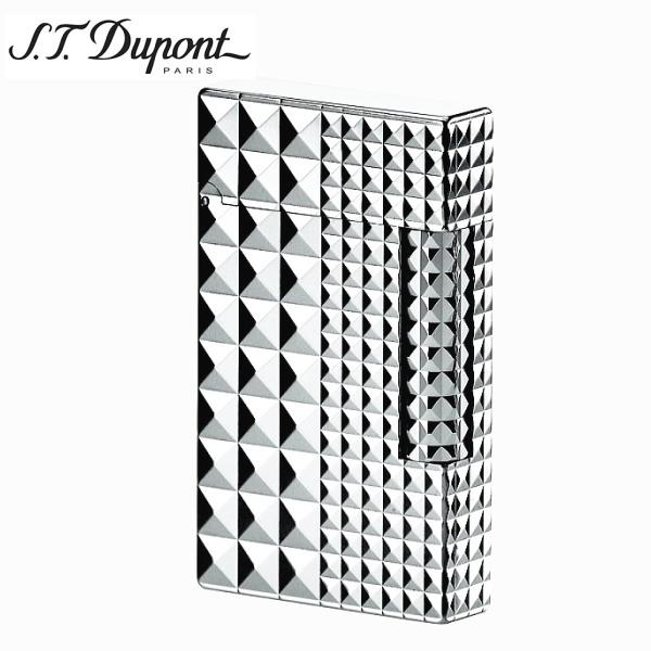 St.デュポン LINE2 ラインツー ガスライター ダイヤモンドヘッドパラディウム 16066 正規品 ギフトプレゼント