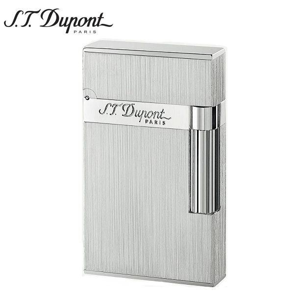 St.デュポン LINE2 ラインツー ガスライター ブラッシュパラディウム 16404 正規品 ギフトプレゼント