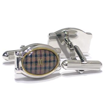 ダックス 【DAKS】 カフスボタン cuffs カフスリンクス ブランド メンズ小物 DC10044 エポキシ樹脂