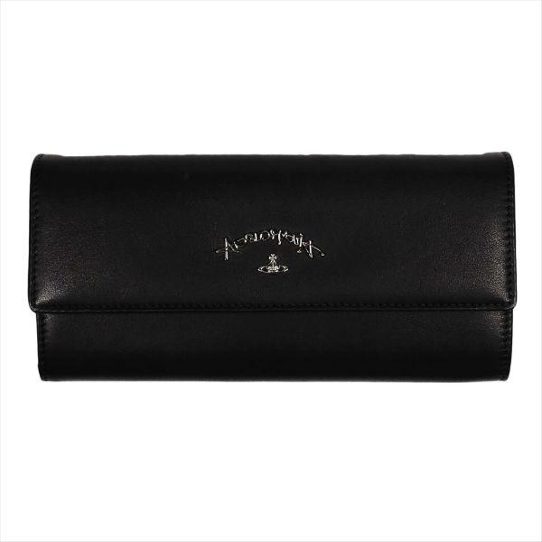 ヴィヴィアンウエストウッド SONIA 長財布 51060017 BLACK 18SS No-10 ギフト プレゼント 贈答品