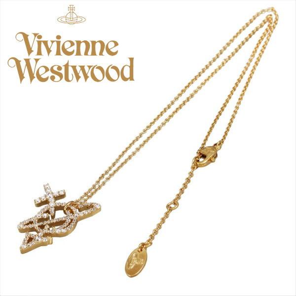 ヴィヴィアン ネックレス ゴールドオーヴ Vivienne Westwood ギフト プレゼント 誕生日