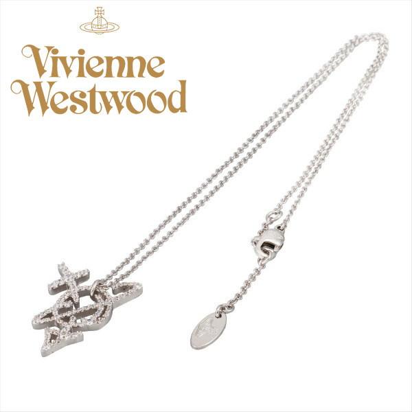 ヴィヴィアン ネックレス シルバーオーヴ Vivienne Westwood ギフト プレゼント 誕生日
