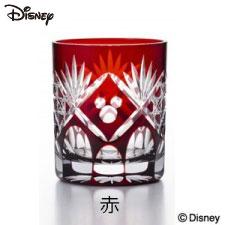 Disney 江戸切り子 籠目 【Disneyzone】/ディズニーキャラクター/ミッキーマウス