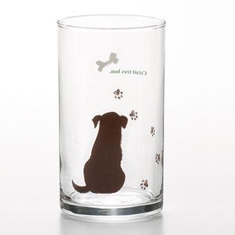 アウトレット OUTLET 包装不可 足あとワンちゃんタンブラー 3個入 いぬ 犬柄 犬 dog 通常便なら送料無料 かわいい グラス ランキング総合1位 可愛い ガラス食器 誕生日プレゼント 石塚硝子 コップ glass アデリア