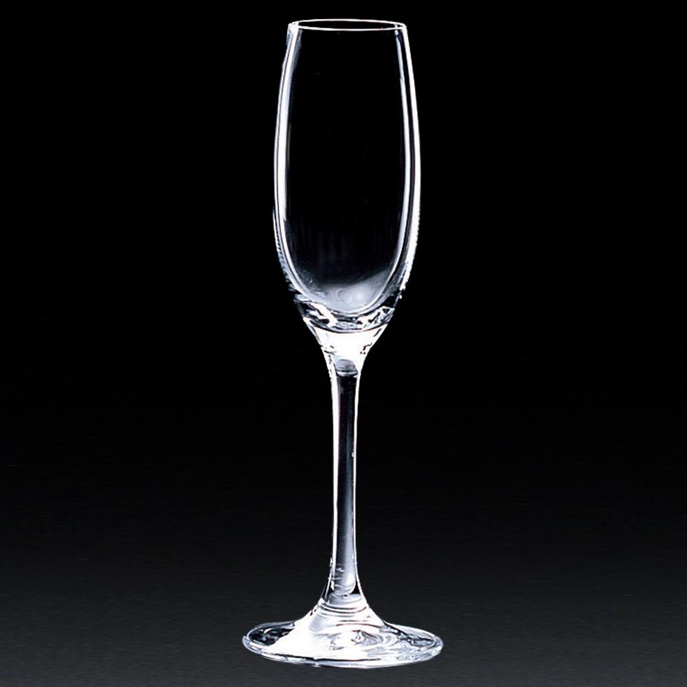 【 送料無料 】 ベリッシマ フルートシャンパン 12個入グラス ガラス食器 アデリア 石塚硝子 誕生日プレゼント