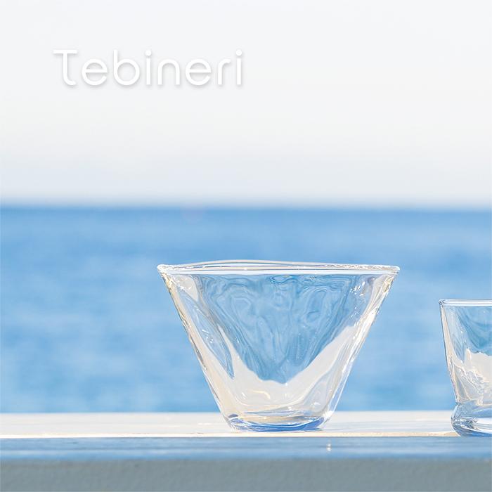 持ちやすくて使いやすい温かみある表情のTebineri 丈夫な厚めのガラスで業務用にもおすすめです 小鉢 おしゃれ 小付け 業務用 てびねり 新作販売 3個入 デザート鉢 小皿 豆皿 広口 おつまみ Tebineri 取り皿 ロット販売 手びねり 日本酒 石塚硝子 アデリア ボウル 大量購入 セット 日本製 春の新作続々 カフェ