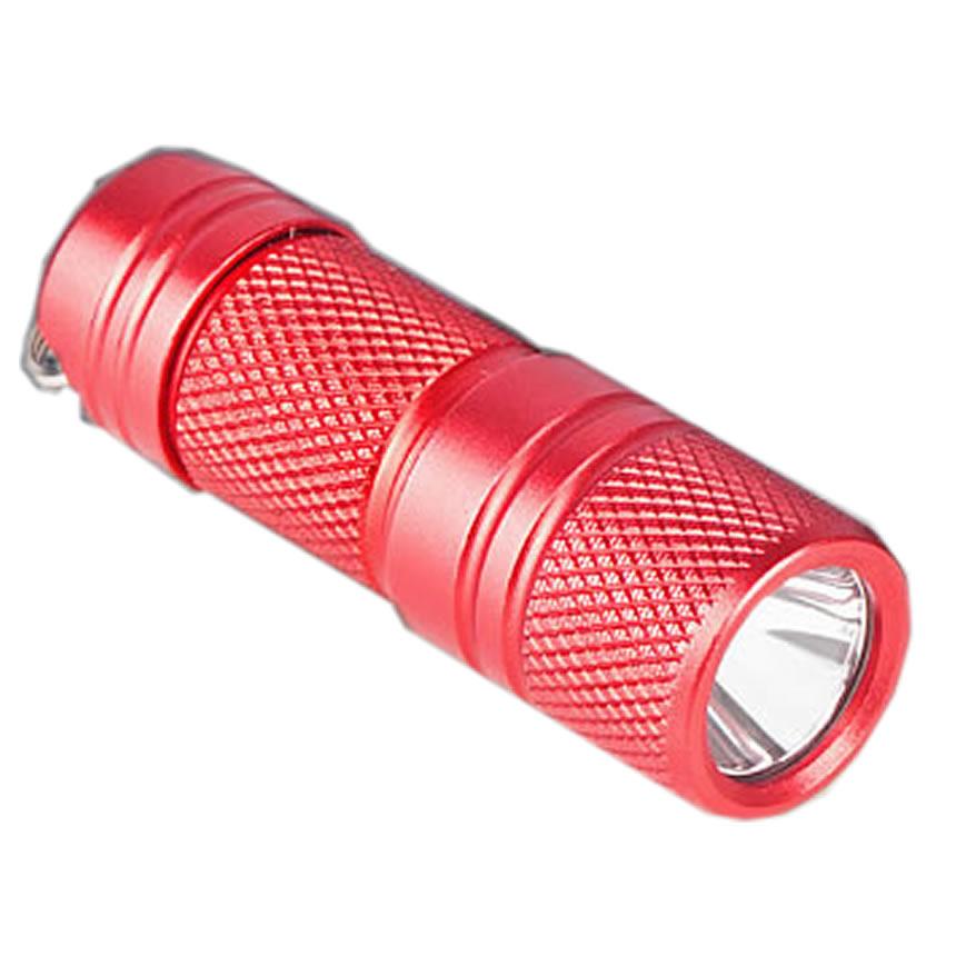 クレジット決済のみ送料無料 送料無料 ミニ LED 懐中電灯 スーパーセール キーライト USB充電式 待望 小型 コンパクト 軽量 THUMLIGHT 室内 アウトドア 100LM フラッシュライト