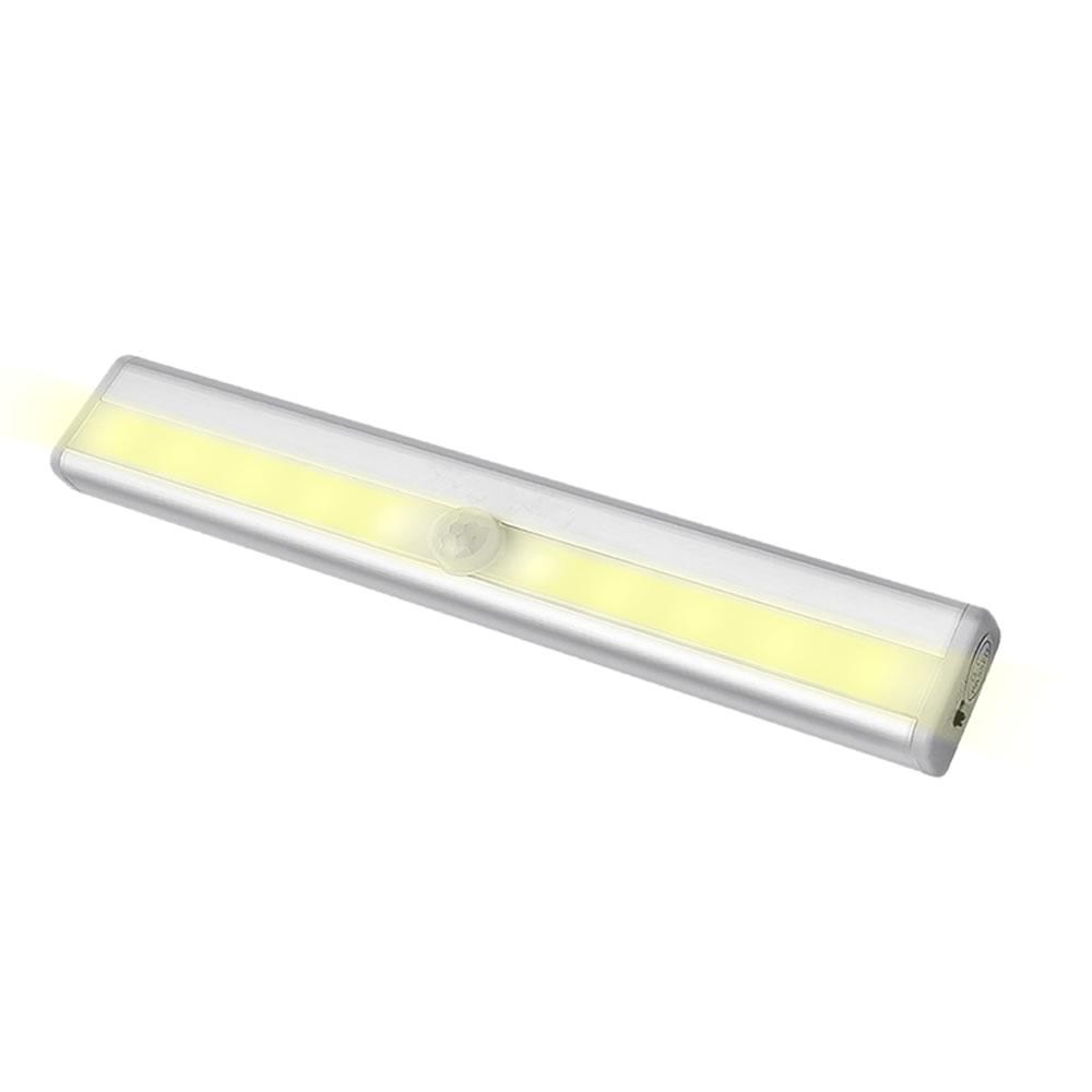送料送料 LED人感光センサーライト LED人感 光センサーライト イエロー 充電式 人感センサー 店舗 LEDライト ZIHIKARIN-YE 売り出し 省エネ クロゼット 階段 取り付け型