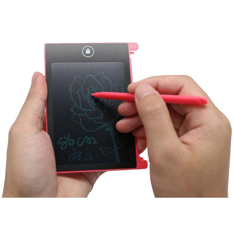 送料無料 4.5インチ 電子 メモ パッド 倉 メモ帳 専門店 ペーパーレス エコ ワンタッチ タブレット型 RZ-45MEMO
