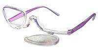 メイクアップグラス(化粧用老眼鏡)