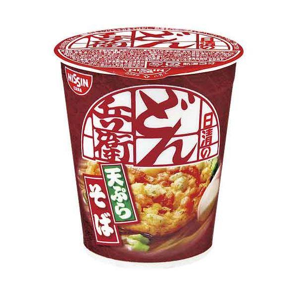 (まとめ)日清食品 タテ型どん兵衛天ぷらそば 20食入【×5セット】topseller